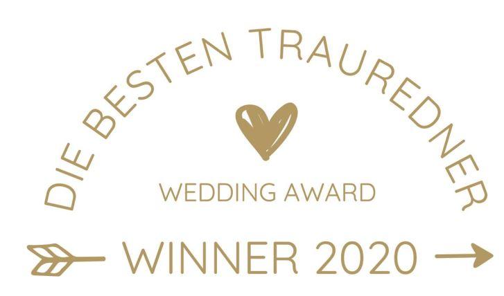 Die besten Trauredner 2020 Winner 2020