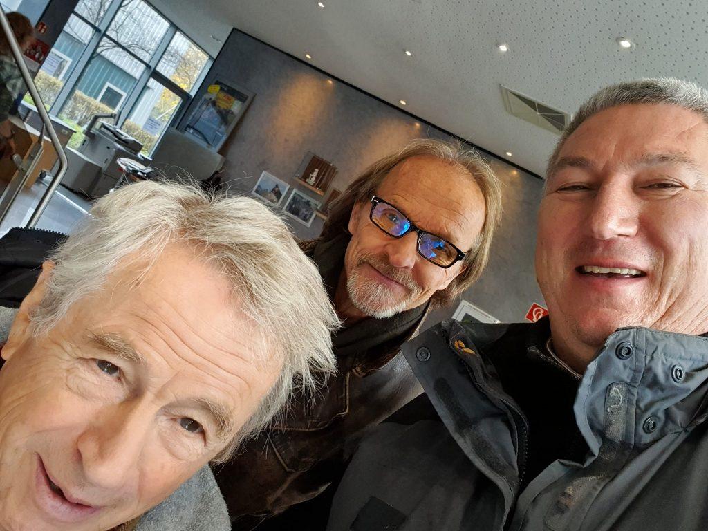 mit Gerd Lohmeyer und Eisi Gulp