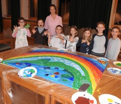 Krawuzzi-Bambuzzi-Kinderprogramm in Bernau am Chiemsee